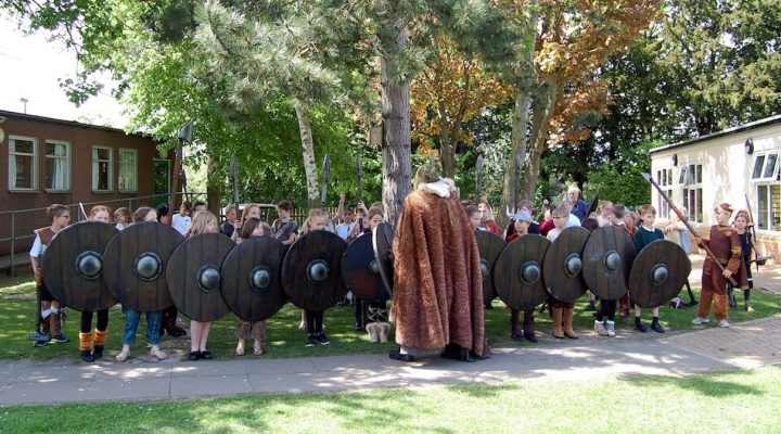 Year 4 Viking Day