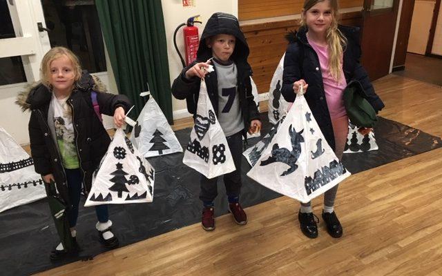 Family Lantern Workshop